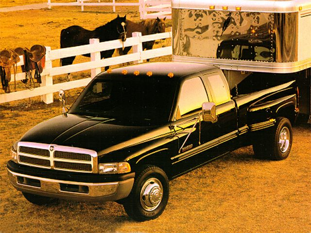 1999 Ram 3500