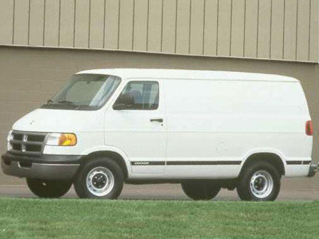 1999 Ram Van 1500