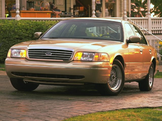 1999 Ford Crown Victoria Information