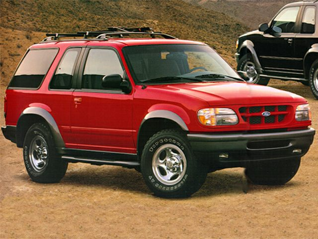 1999 Ford Explorer Pictures