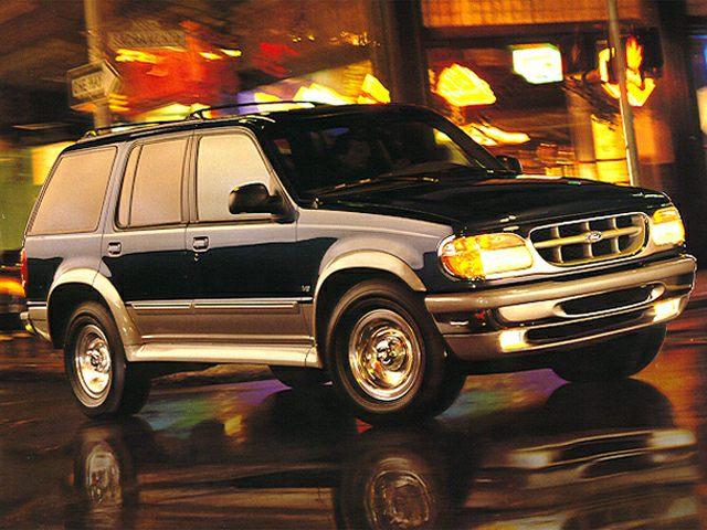 99 ford explorer xlt specs