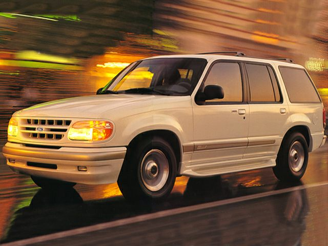 a97f87096b4a 1999 Ford Explorer Limited 4dr All-wheel Drive Specs and Prices