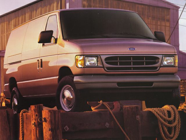 1999 ford econoline owners manual