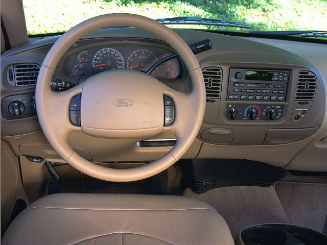 1999 Ford F 150 Lariat 4x2 Super Cab Styleside 138 5 In Wb Specs And Prices