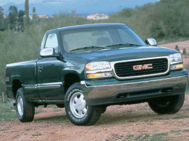 1999 Sierra 2500