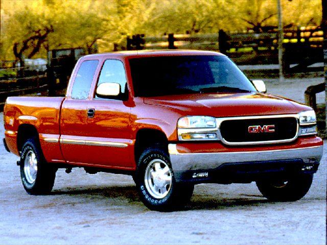 1999 Sierra 1500