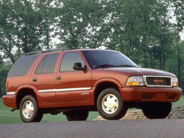 1999 Gmc Jimmy Sle 4dr 4x4 Specs And Prices