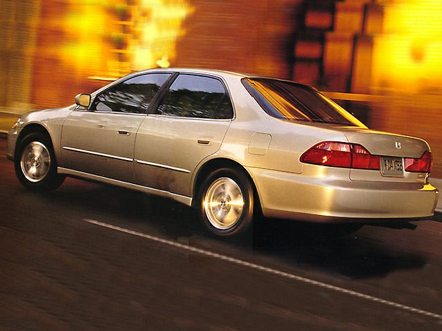 1999 Honda Accord Information