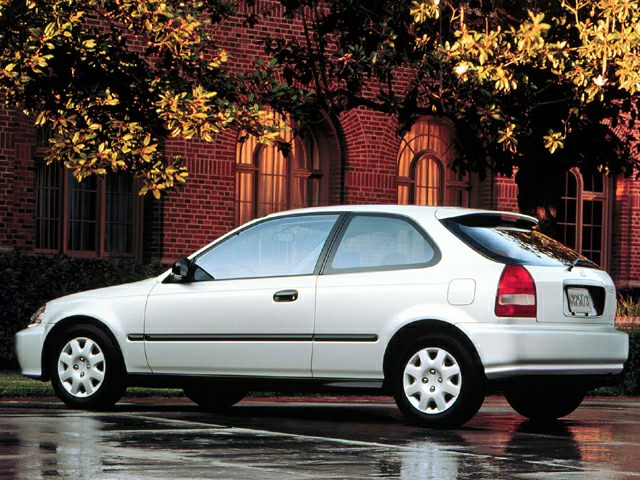 1999 honda civic dx 2dr hatchback information. Black Bedroom Furniture Sets. Home Design Ideas