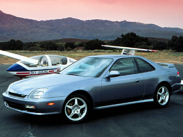 U Hogec on 2000 Honda Prelude Type Sh