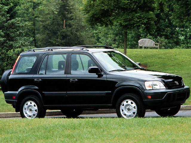 1999 Honda CR-V Exterior Photo