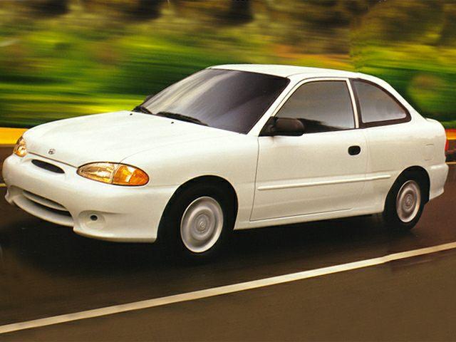 1999 Hyundai Accent Information