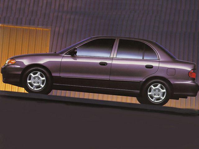 1999 Accent
