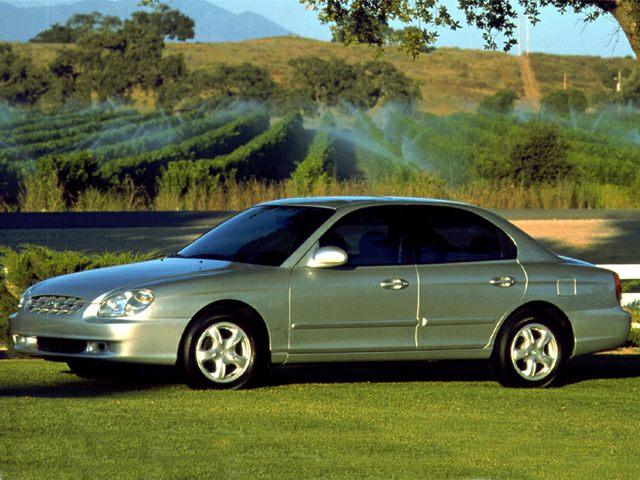1999 Sonata
