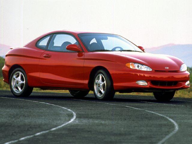 Hyundai Tiburon Sports Car Insurance