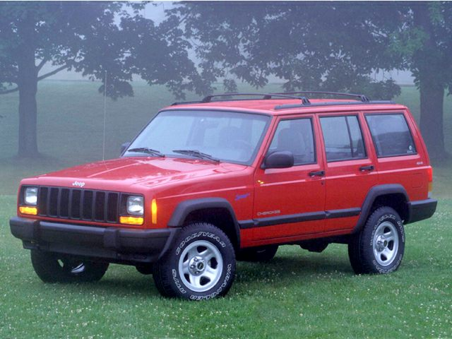 1999 Jeep Cherokee Sport 4dr 4x4 Specs and Prices