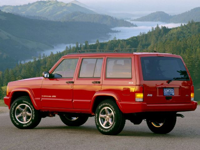 Jeep Cherokee Classic >> 1999 Jeep Cherokee Classic 4dr 4x4 Pictures