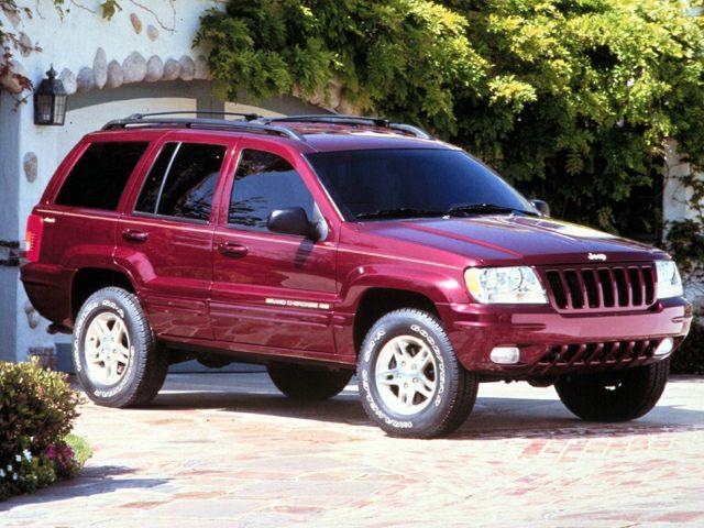 1999 Grand Cherokee