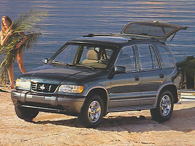 Perfect 1999 Kia Sportage