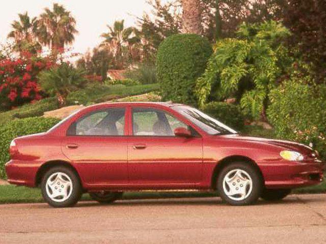 1999 Sephia