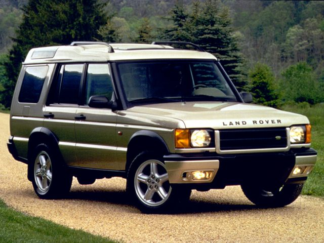 1999 Land Rover Discovery Exterior Photo