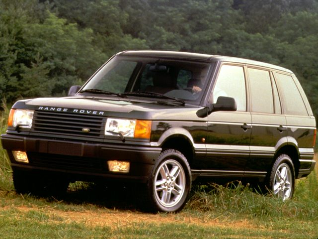 1999 Land Rover Range Rover Hse 4 6 4dr All Wheel Drive