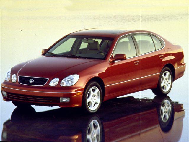 1999 Lexus GS 300 Exterior Photo