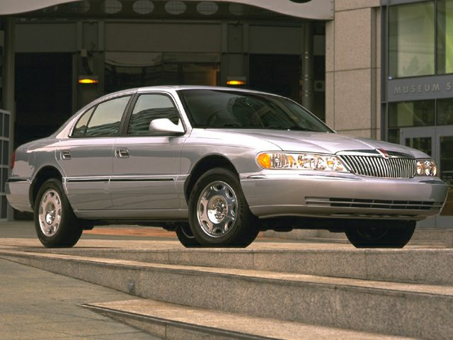 1999 Continental