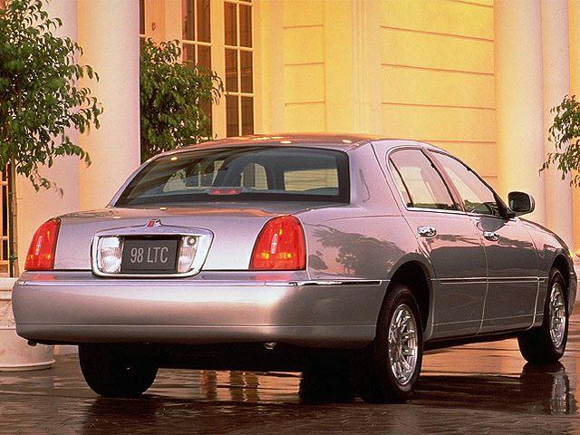 1999 Town Car