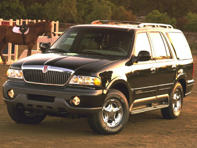 Lincoln Town Car 2017 >> 1999 Lincoln Navigator Information