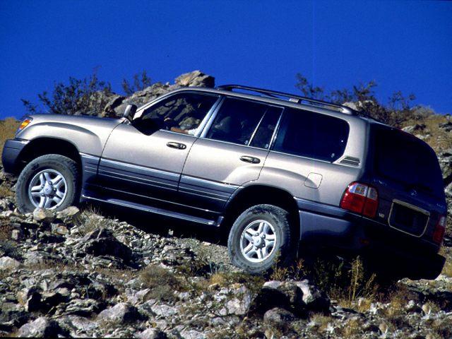 1999 LX 470