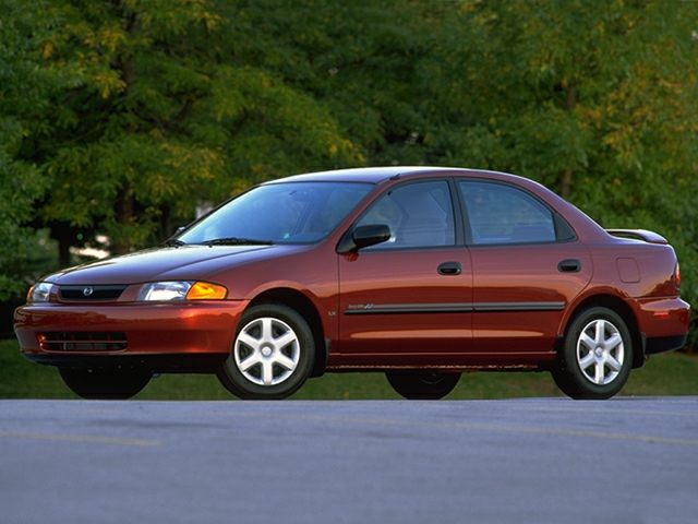 1999 Mazda Protege Reviews Specs Photos