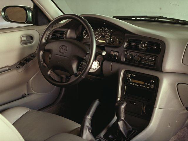 1999 Mazda 626 Lx 4dr Sedan Specs And Prices