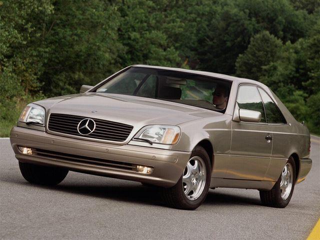 1999 CL-Class