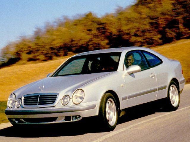 1999 CLK-Class