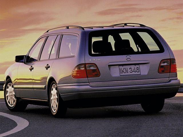 1999 Mercedes-Benz E-Class Exterior Photo