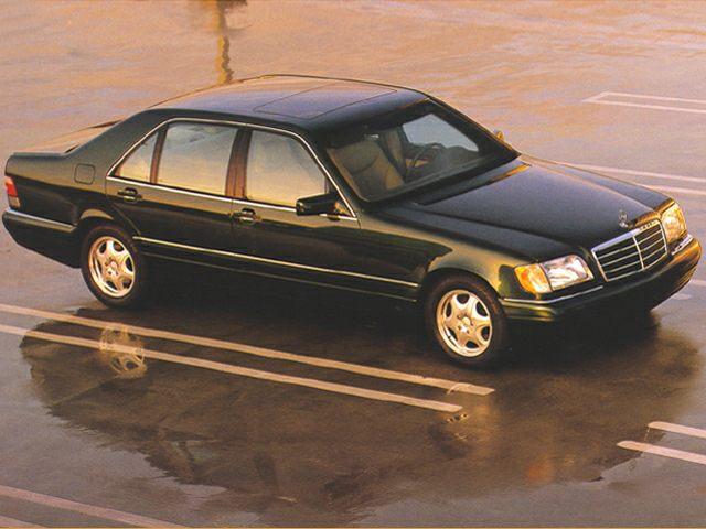 1999 Mercedes Benz S Class Exterior Photo