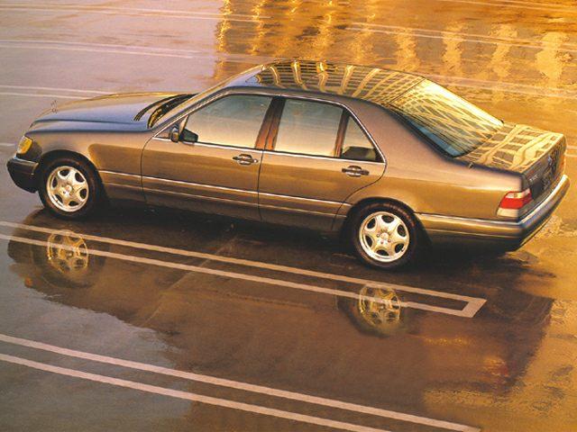 1999 S-Class