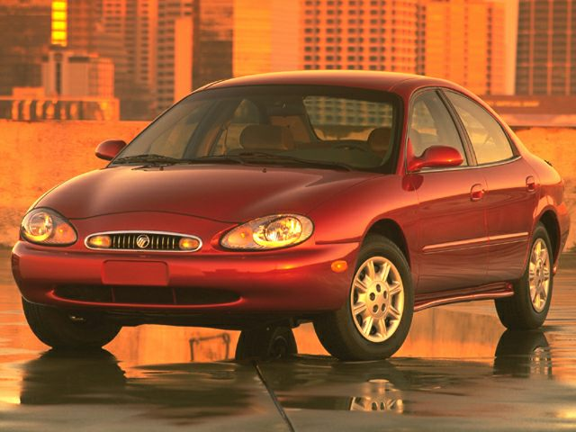 1999 Mercury Sable Exterior Photo