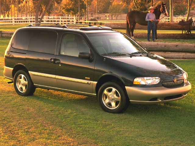 1999 mercury villager informationMercury Villager Minivan #3