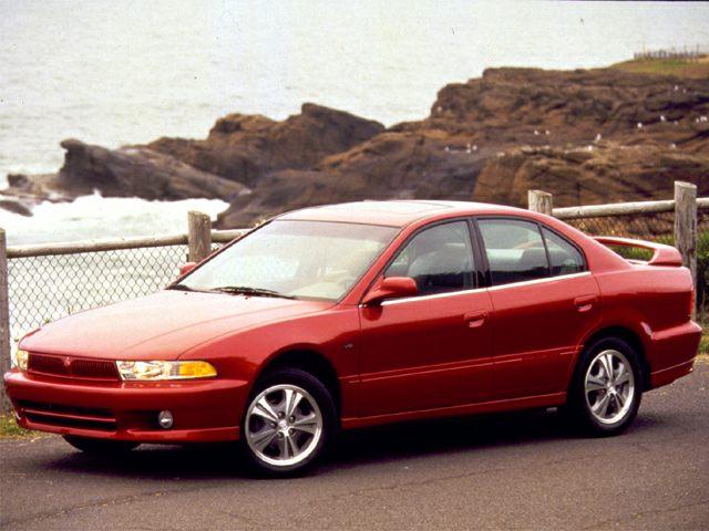 1999 Galant
