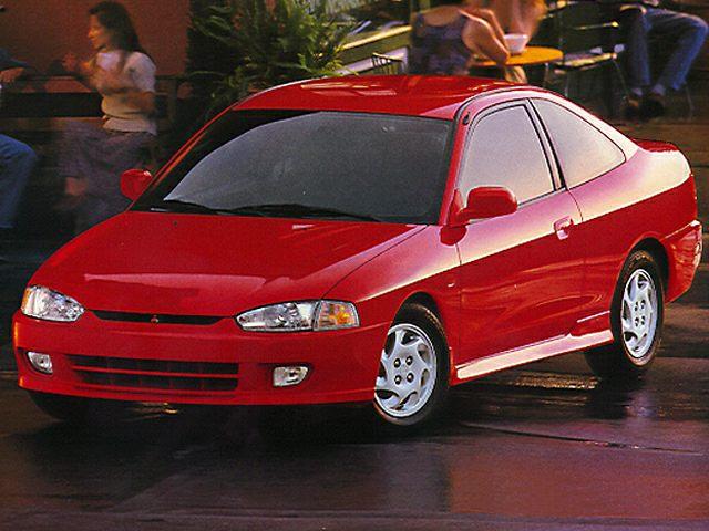 1999 mitsubishi mirage de coupe