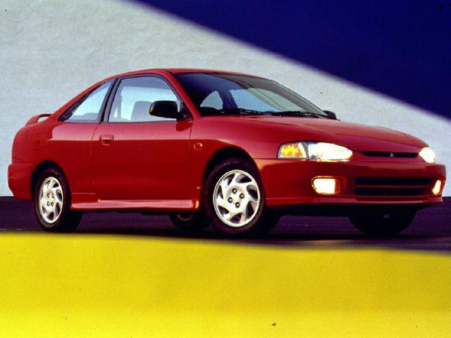 Mitsubishi mirage 1999 specs