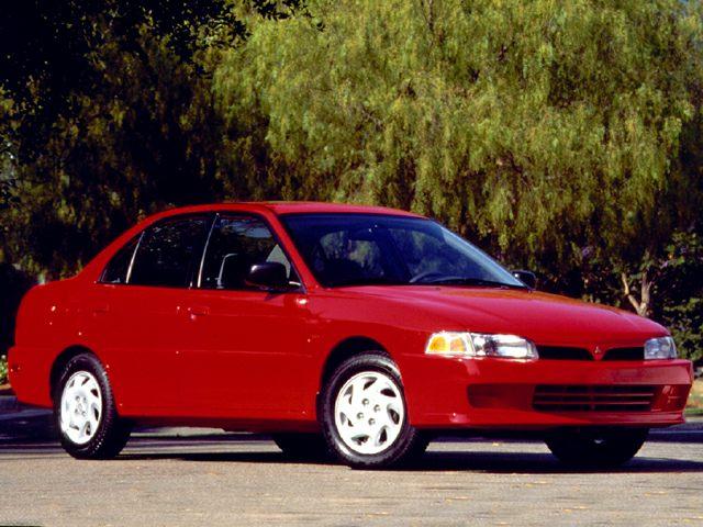 1999 Mitsubishi Mirage Ls 4dr Sedan Information