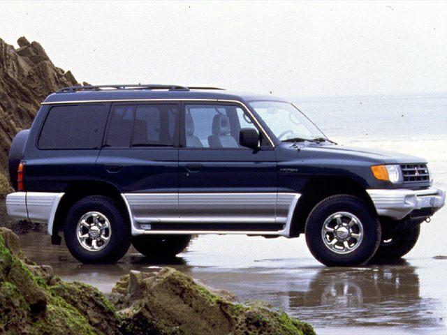 1999 Montero