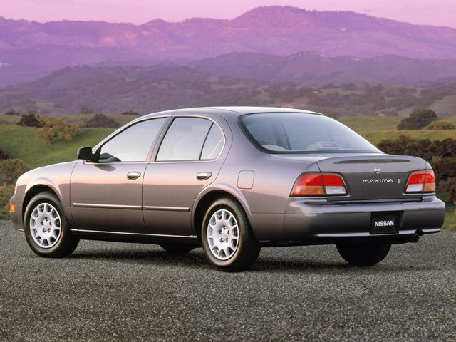 2014 Nissan Altima For Sale >> 1999 Nissan Maxima Information | Autoblog