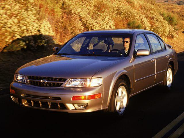 1999 Maxima