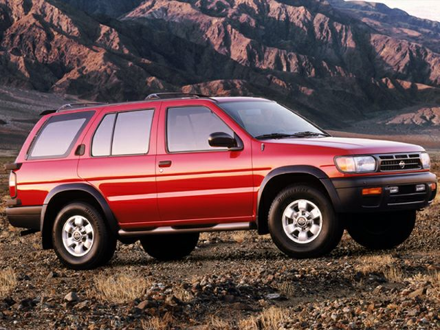 1999 Nissan Pathfinder Exterior Photo