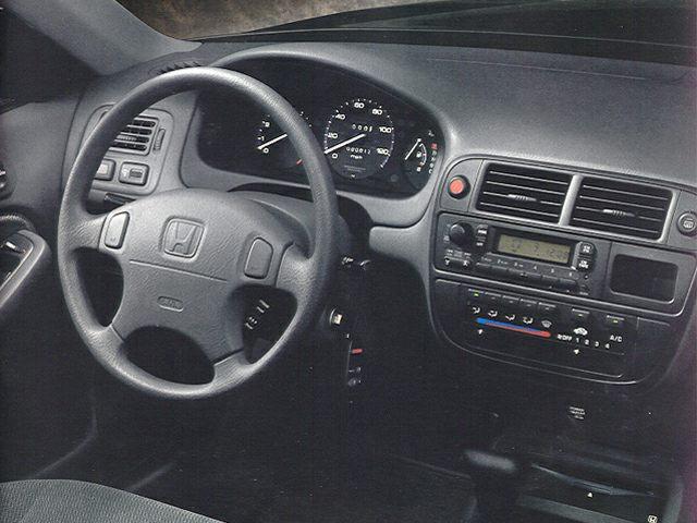 1999 Honda Civic Lx >> 1999 Honda Civic Specs And Prices