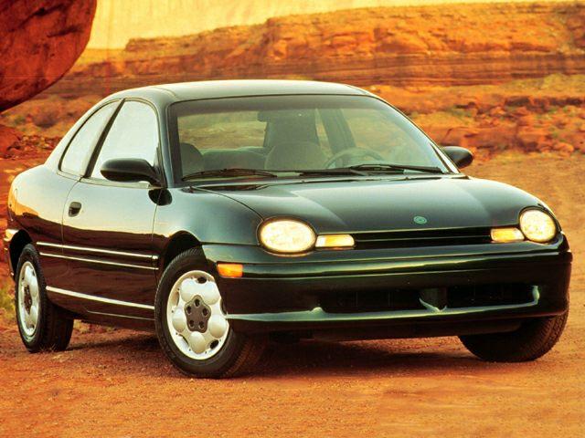 1999 Plymouth Neon Exterior Photo